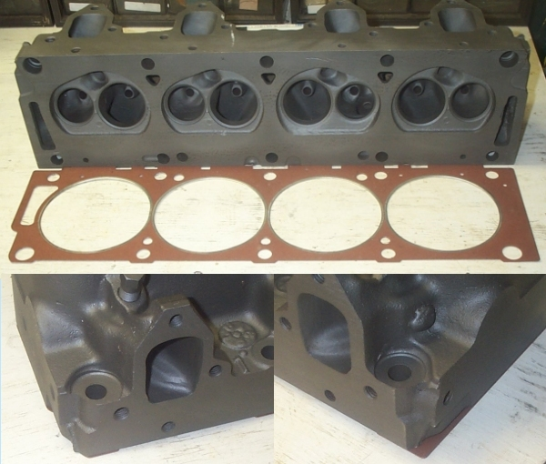 Head and Gasket